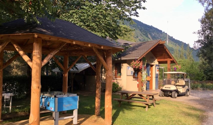 Camping Montagnou - Ariège Pyrénées