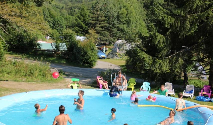 Camping Ascou La Forge- Ariège Pyrénées.
