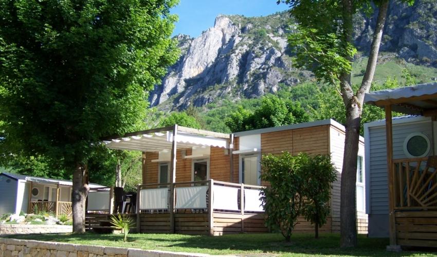 Camping le Sedour - Ariège Pyrenées