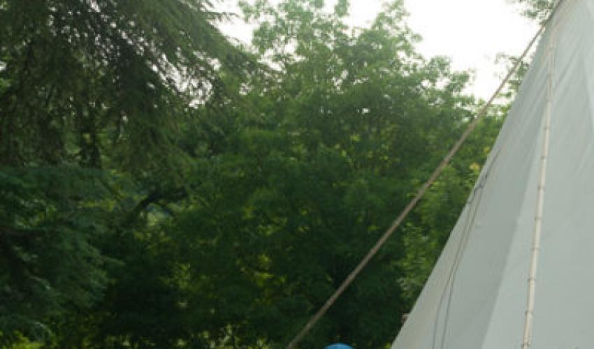 camping en ariege nature